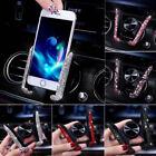 1Pcs Universal Car Phone Holder Bling Glitter Car Air Vent Mobile Phone Hol Ho