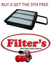 AIR FILTER GREAT WALL X240 4 CYL 2.4L 4G69S4N MPFI SOHC 16V PETROL 2011-