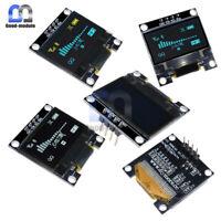 "1/2/5PCS 0.96"" Inch  128X64 OLED LCD Display I2C IIC SerialModule for Arduino"