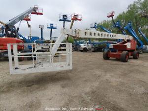 Snorkelift PRO-126CU 126' 4WD Diesel Telescopic Boom Lift Man bidadoo -Repair
