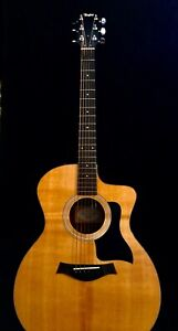 Taylor 100 114 CE Acoustic/Electric Guitar