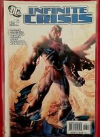 """°INFINITE CRISIS 6 VON 7° US DC 2005 """"The Countdown is over""""  Cover A"""