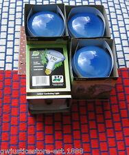 Box of 4 } PLANT GROW LIGHT BULB 150w flood 150 watt R40 Incandescent plantlite