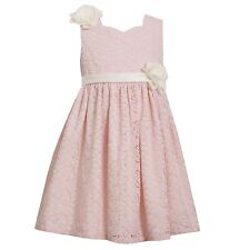 Jessica  Ann Pink All Over Lace Dress 4 NWT Free Shipping