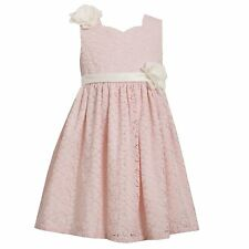 Jessica  Ann Pink All Over Lace Dress 5 NWT Free Shipping