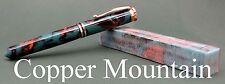 """Acrylic / Resin Pen Blank ... """"Copper Mountain"""" .. #11"""