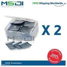 X-Ray Barrier Envelopes x 1000 pcs - Sizes: 2, 1, 0