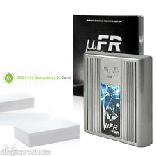 NFC RFID Access Control read/write uFR Base HD RS-485, FREE SDK and 5 cards/fobs