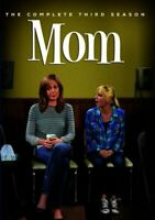 Mom: The Complete Third Season (Season 3) (3 Disc) DVD NEW
