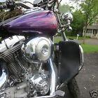 HARLEY DYNA 1991-2005 ENGINE GUARD SOFT LOWERS 4900790A #1 QUALITY & WARRANTY