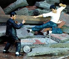 Cake Topper Bandai Bruce Lee Figure 1 2 Kung Fu Model Fist of Fury BL 1 2