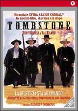 Tombstone (1994) DVD