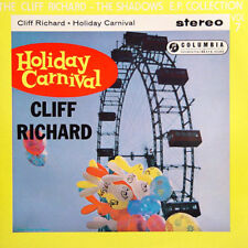 CLIFF RICHARD Holiday Carnival NED Press 45 Extended