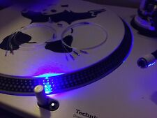 TECHNICS 1200 1210 BLUE LED TARGET / POP UP LIGHT PAIR (WITH BUILT IN RESISTOR)