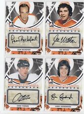 11/12 ITG BROAD STREET BOYS BLACK VERSION LARRY GOODENOUGH AUTO AUTOGRAPH A-LG