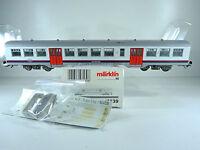 Märklin 43539 Personenwagen, Ausstellungswagen M2 der SNCB, 2.Kl, KKK, Top OVP A