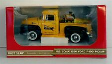 "AWESMOME 1956 FORD F-100 PICKUP 1:24 SCALE DIECAST FIRST GEAR ""NEW"""