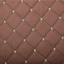 Faux Leather Fabric Thick Sewing Craft Car Interior Seat Cushion DIY Material