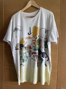 uniqlo basquiat Mens Tshirt XL