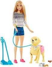 Gioco Bambola Barbie a spasso con I Cuccioli Mattel