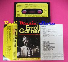 MC ERROL GARNER QUARTET Omonimo Same 1983 italy JOKER MC 3911 no cd lp dvd vhs