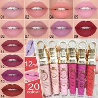 Am _ Cmaadu Wasserfest Langhaltend Lippenstift Gloss Flüssiger Beauty Make-Up