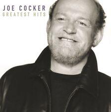 JOE COCKER - GREATEST HITS 2 VINYL LP  18 TRACKS  NEW!