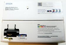NEW Epson Stylus Photo R280 Color Inkjet Printer