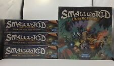 Days of Wonder Small World Underground Board Game Brand New And Sealed