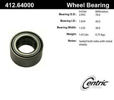 Wheel Bearing-AWD Rear,Front Centric 412.64000E