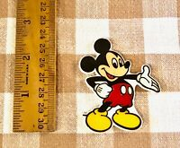 Walt Disney World Company Vintage Mickey Mouse Fridge Magnet Monogram Products
