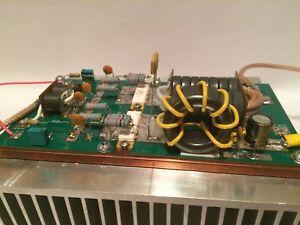 LDMOS RF Amplifier 3000 Watt PEP 1.8-54 MHz HF