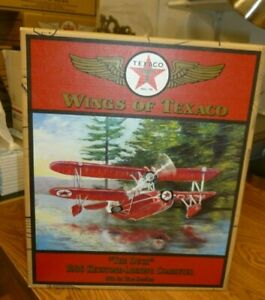 "Wings of Texaco ""THE DUCK"" 1936 KEYSTONE LOENING COMMUTER Diecast Airplane"