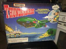 Matchbox Thunderbirds Thunderbird 2 Electronic Playset