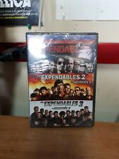 The Expendables: 3-Film Collection (DVD, 2016) New Sealed