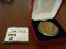 Emmit Smith Highland Mint Bronze Medallion / Coin - Limited Edition