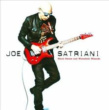 Joe Satriani - Black Swans And Wormhole Wizards (CD, Oct-2010, Sony)