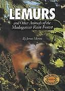 Lemurs: And Other Animals of the Madagascar Rain Forest (Endangered-ExLibrary