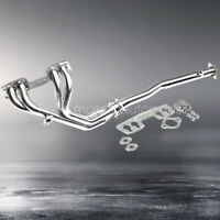 STAINLESS LONG TUBE HEADER MANIFOLD EXHAUST FOR 90-95 4RUNNER/PICKUP 2WD 22RE