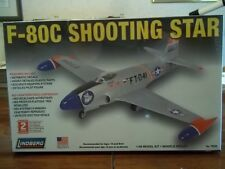 F-80C Shooting Star Lindberg Model Airplane model kit 1/48 70552 NEW