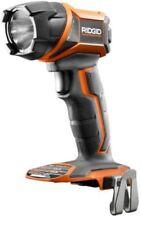 New Ridgid GEN5X 18 Volt High Intensity LED Flashlight Worklight Model # R8693