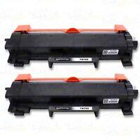 2PK Toner(w/Chip) for Brother TN760 TN730 use in L2370 L2350 L2550 L2750 L2710