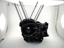 Honda Shadow Sabre VT1100 VT 1100 #6136 Motor / Engine Center Cases / Crankcase