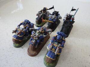 Warhammer 40,000 Space Marines Hammerschlag-Sturmbunker 48-22
