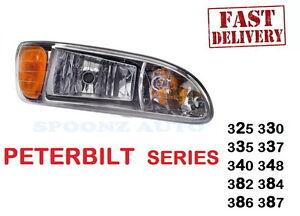 2005-2016 PETERBILT PETE Headlight lamp 382 384 16-09190R PASSENGER - RIGHT