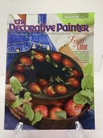 Decorative Painter Magazine September October 2006 Paining Art Watercolors
