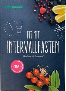 Kochbuch Vorwerk FIT MIT INTERVALLFASTEN Buch Rezepte abnehmen FiTMiT TM5 TM6