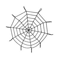 Halloween Decorations Outdoor Scary Decor Mega Spider Web AU Spide Party K2O6