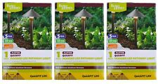 Better Homes & Gardens QuickFIT LED Alston Hooded Pathway Light Free Shipping