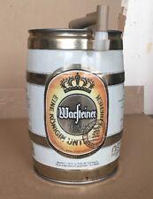 Vintage Warsteiner Mini Keg German Beer 5 Liter 1.3 Gallon